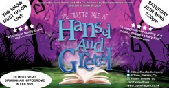 Wording image of Hansel and Gretel